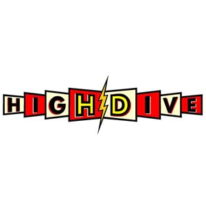 10/13/2015 – High Dive (formerly Double Down Live)