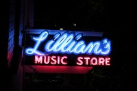 Lillian's Music Store