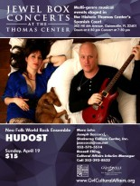 04/19/15 – The Historic Thomas Center
