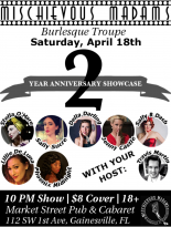 04/18/15 – Market Street Pub & Cabaret