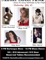 07/18/15 – Market Street Pub & Cabaret