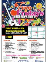 08/28/15 – Free Fridays Stage