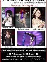 09/19/15 – Market Street Pub & Cabaret