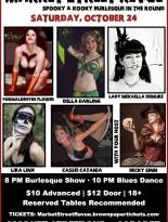 10/24/15 – Market Street Pub & Cabaret