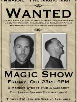 10/23/15 – Market Street Pub & Cabaret