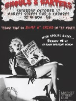 10/17/15 – Market Street Pub & Cabaret