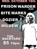 10/18/17 – The Backyard