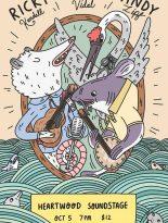 10/05/18 – Heartwood Soundstage
