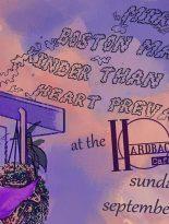 09/30/18 – Hardback Cafe
