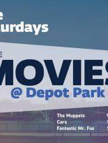10/13/18 – Depot Park